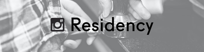 Follow our #InstagramResidency project here!