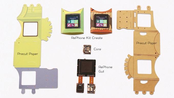 fbf28c6b3bf4ed2682e488662708b638 original - RePhone, un teléfono DIY de código abierto compatible con Arduino