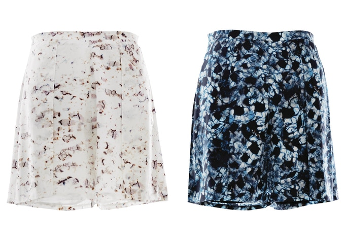 FASHION WEEK BEST-SELLER Perfectly fitted PRINTED SHORT and choose between two different prints. *Made in United Kingdom.
