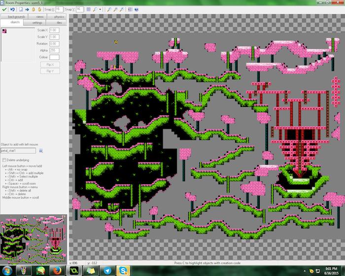 Creepy Castle by dopterra » Progress Report — Kickstarter