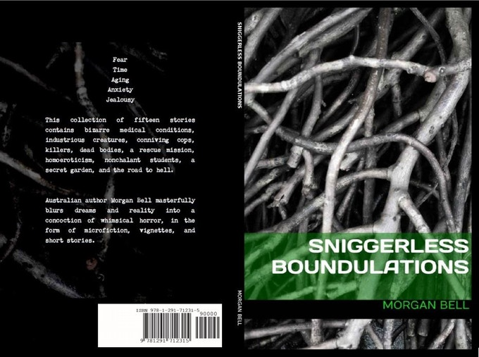 Sniggerless Boundulations by Morgan Bell
