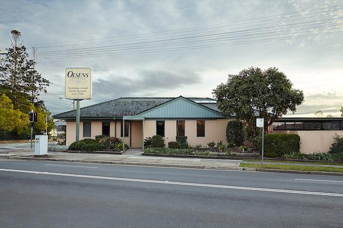 Olsens Funeral's, Sydney, Australia