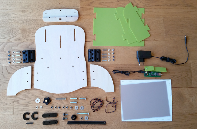 QroKee Maker Kit