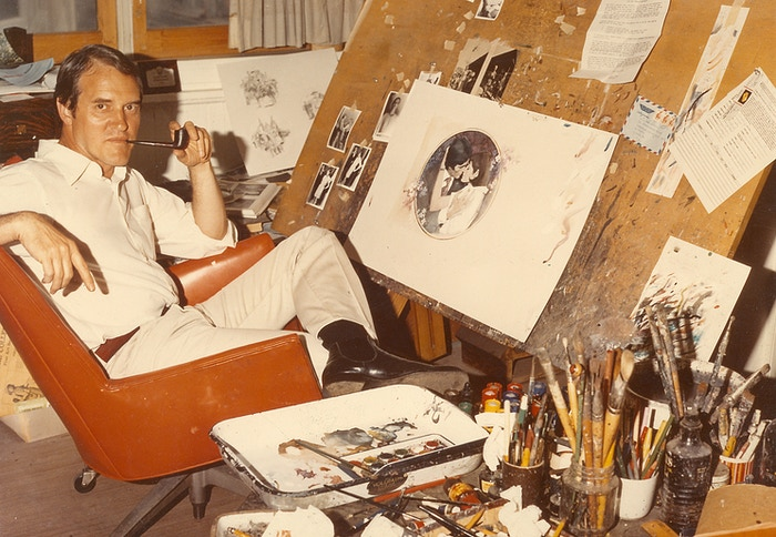 A deluxe hardcover celebrating the art and career of Canada's premier illustrator of the Mad Men era.