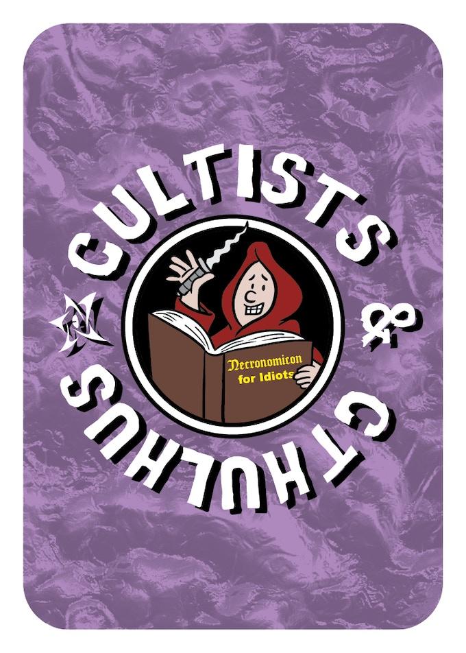Cultist Card back