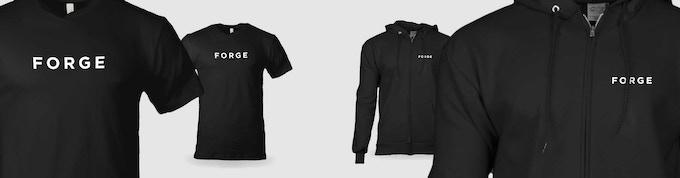 Ultra-comfortable T-shirt and Zipper Hoodie