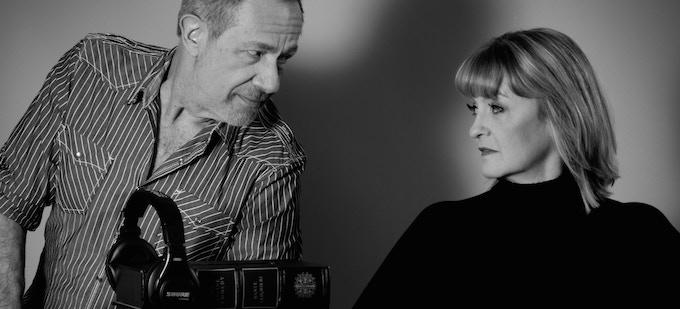 Gabrielle de Cuir and Stefan Rudnicki