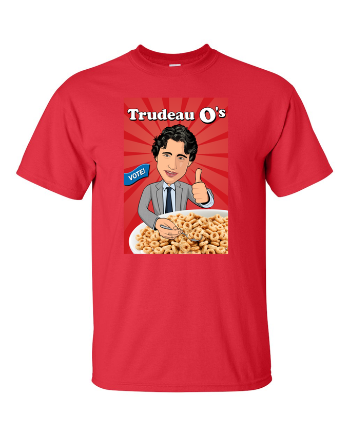 Trudeau O's T-Shirt