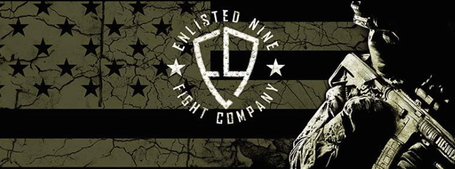 ENLISTED NINE FIGHT COMPANY joins THE GATE team!