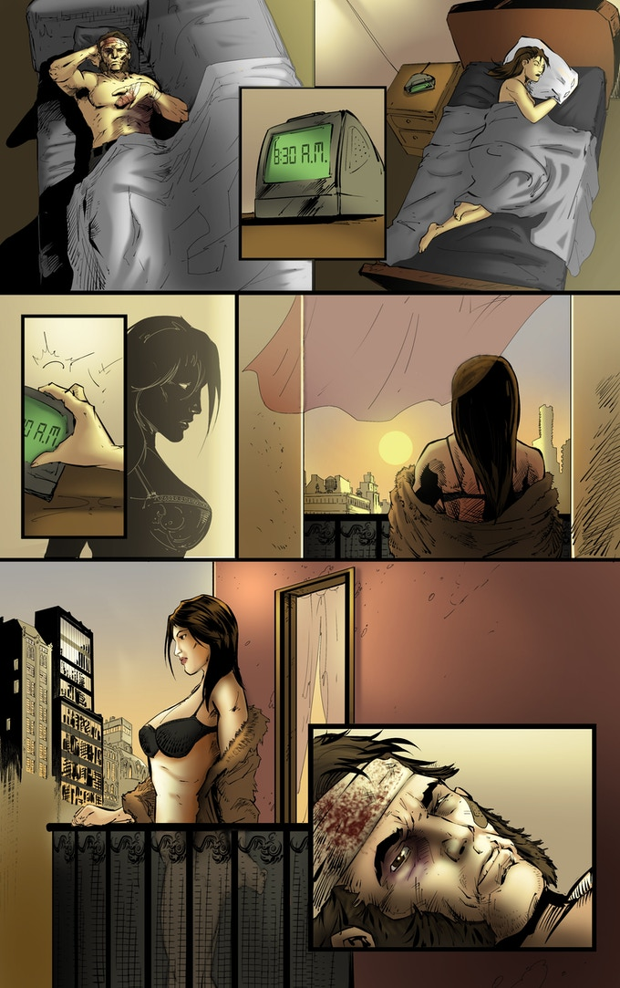 Issue #3, Page 3