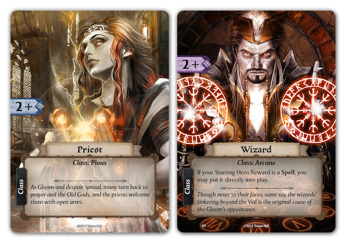 MOAR awesome sample cards with official art and latest design layout!