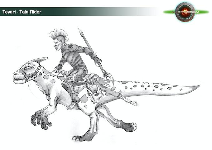 Concept Tala Rider