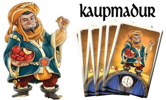 Kaupmadur - Your Merchant