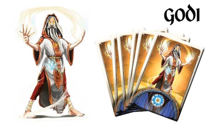 Godi - Your priest