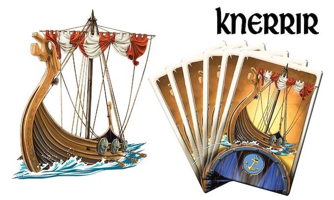 Knerrir - Your ship