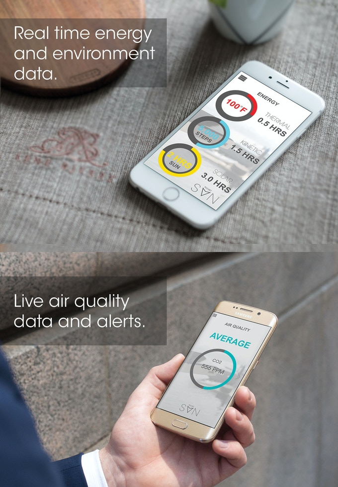 Pocket Sun App