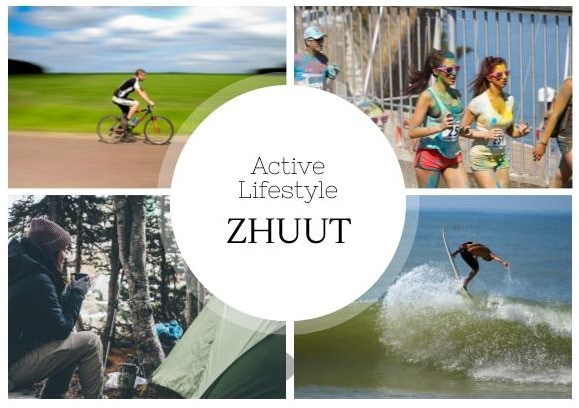 Thoughtfully Designed for the Active Person