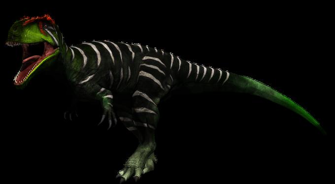 Jungle Titan tyrannotitan