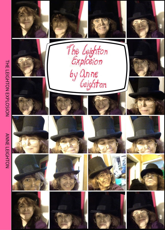 Let's #Kickstart THE LEIGHTON EXPLOSION book and live performances in five or more east coast cities in 2014!!