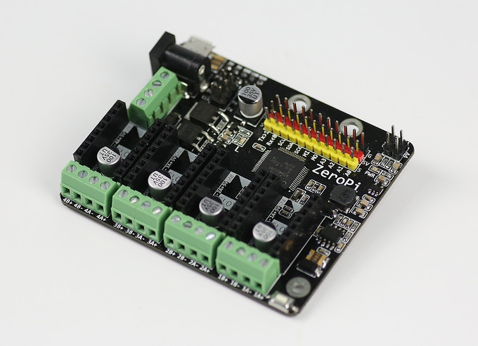 Zeropi arduino and raspberry pi compatible development