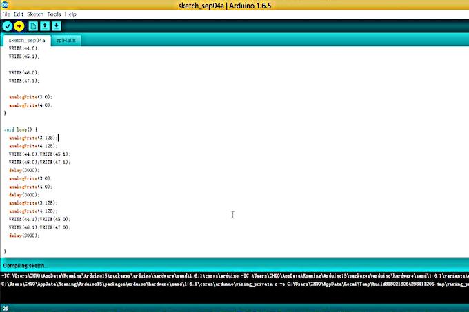 ZeroPi - Arduino and Raspberry Pi compatible development kit