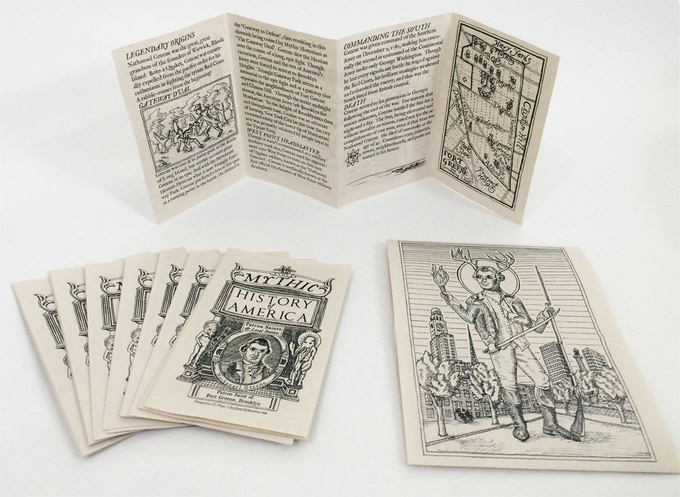 Pamphlets for Nathanael Greene