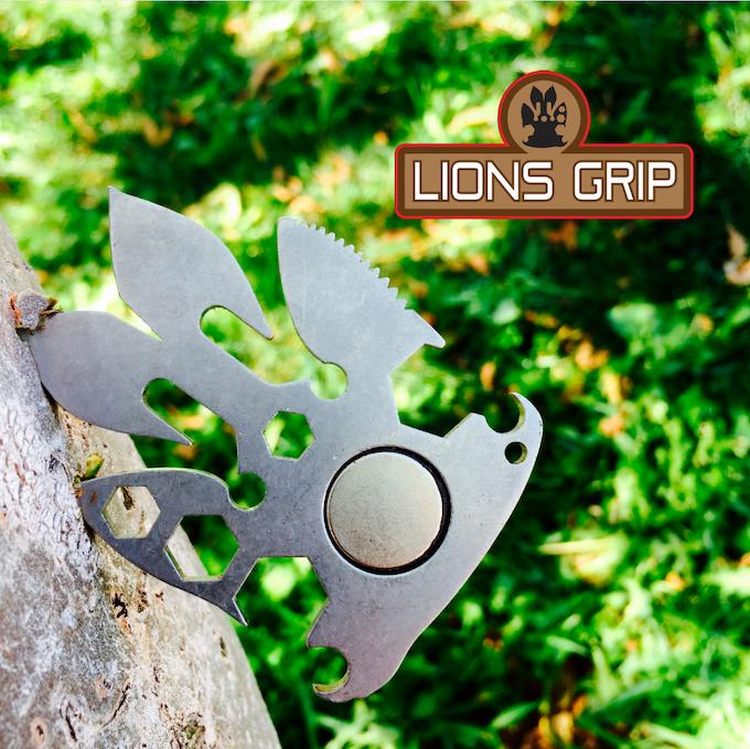 Lions Grip The Practical Multi Tool By Jesse Sanchez Jr