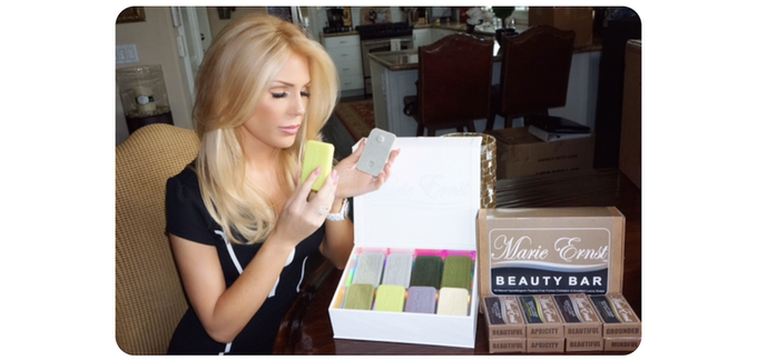 See what Gretchen has to say about Marie Ernst™ Beauty Bars.