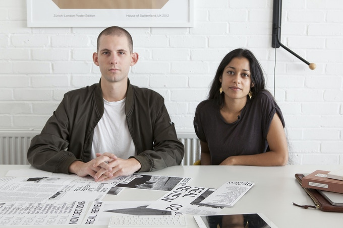 Jack and Shumi, architectural editors