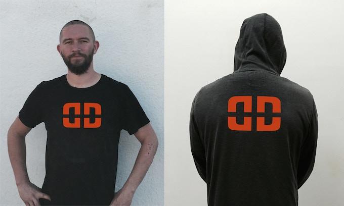 Logo T-Shirt and Hoodie rewards.