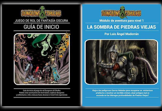 Descarga la Guía de Inicio de Dungeons & Cthulhu