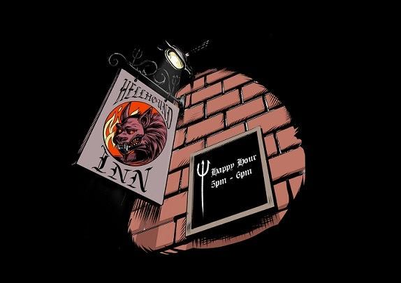 The Hellhound Inn #1