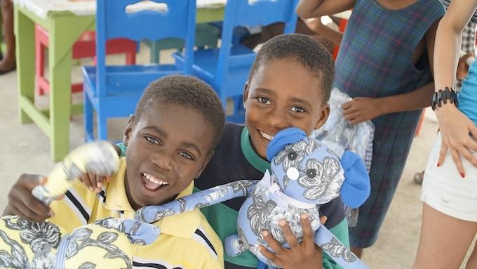 First Smile 2 Smile Gifting Trip to Haiti, April 2014 ©Smile2Smile