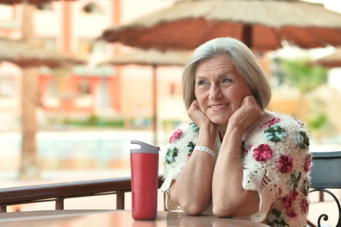 Dehydration is a serious issue for the elderly. Ozmo helps keep them healthy
