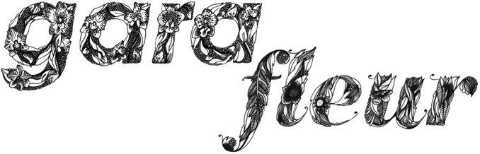 Because nothing beats sheer talent (Rapidograph lettering by Audrey Leroy)