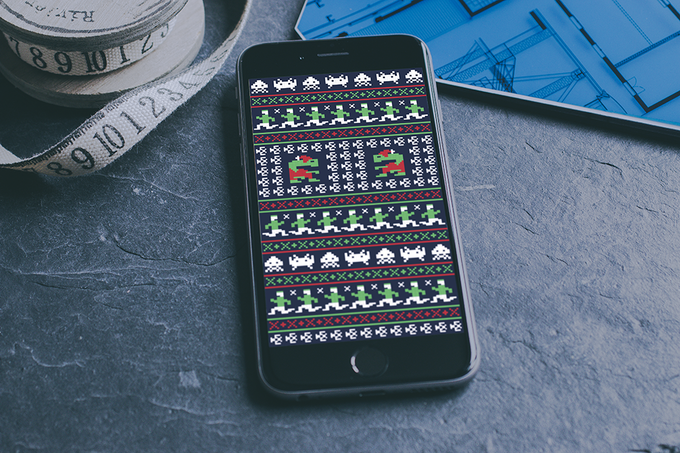 Reward 2: Games of Christmas Past Phone Background & Ringtone