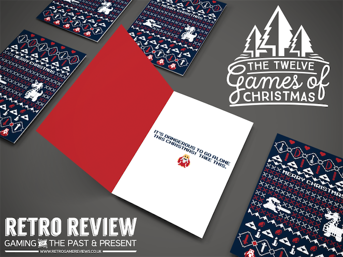 It was printed onto a 300gsm coated stock card with uncoated gaming inspired message inside