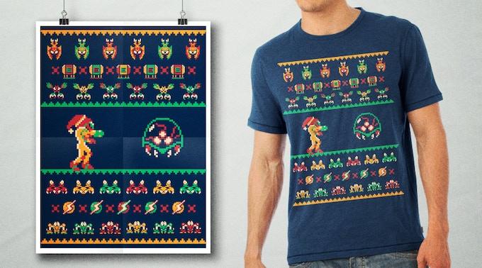 We Wish You A Metroid Christmas