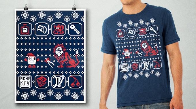 Santa of the Yolkfolk