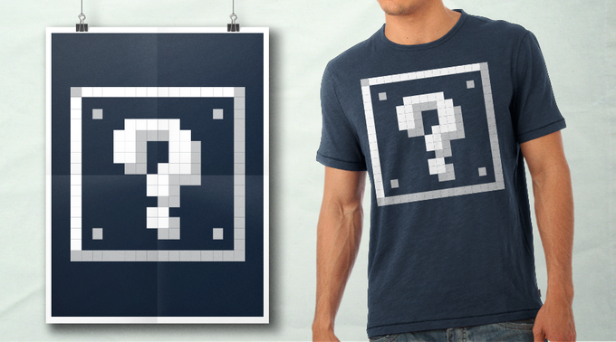 Commission Me! Just let me know your favourite 8-Bit game and I can create you a one of a kind Christmas design!