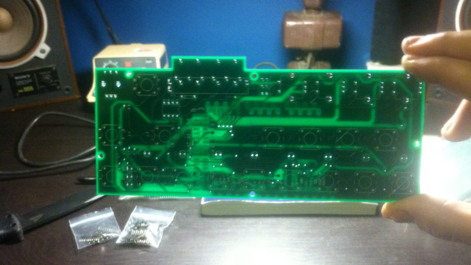 PCB for Prototype #2