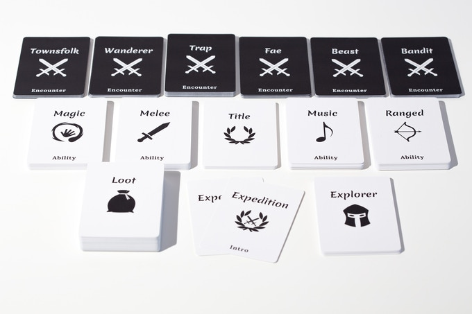 Don't wait - get your Expedition deck today!