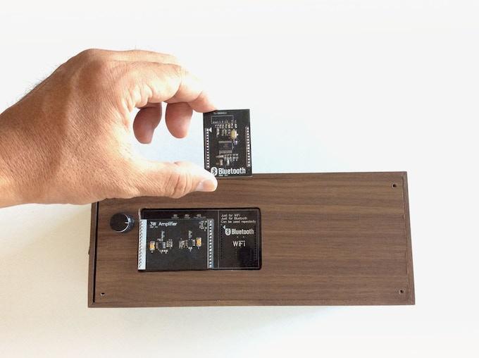 Plug in modules