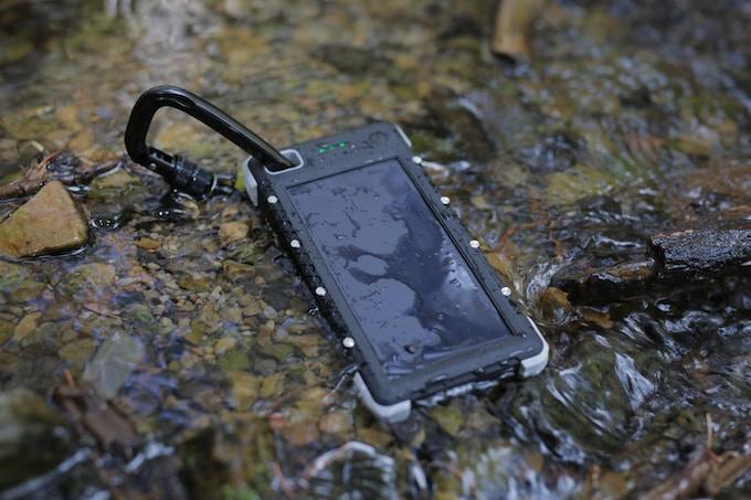 Water/Dustproof IP67