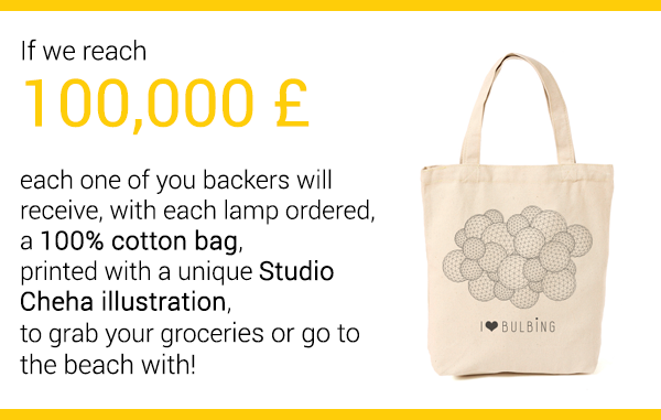 Pledge for your favourite lamp!