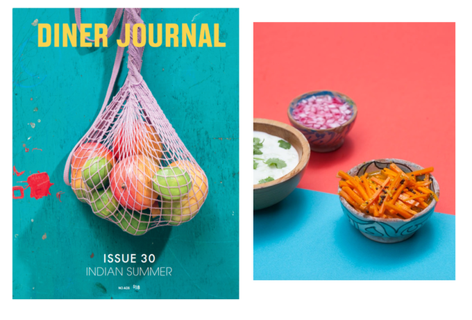 Diner Journal issue 30, Indian Summer