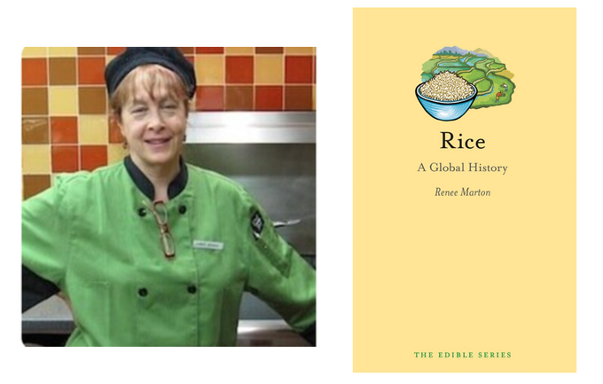Renee Marton / The chef's book on Rice