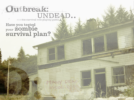 Outbreak: Undead - 2nd Edition Starter Kit by Hunters Books ... on zombie survival house ideas, zombie lesson plans, mini pool house plans, zombie apocalypse plan, zombie survival camp plans,