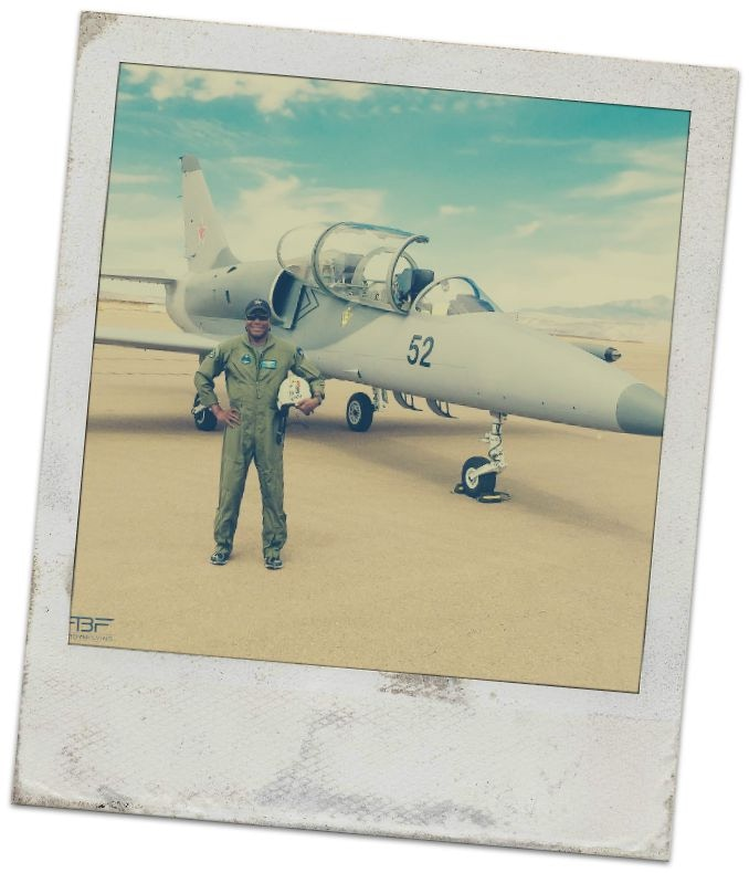 Fly your own L-39 Albatros fighter jet