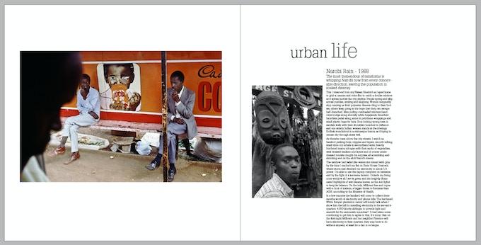 Urban Life section
